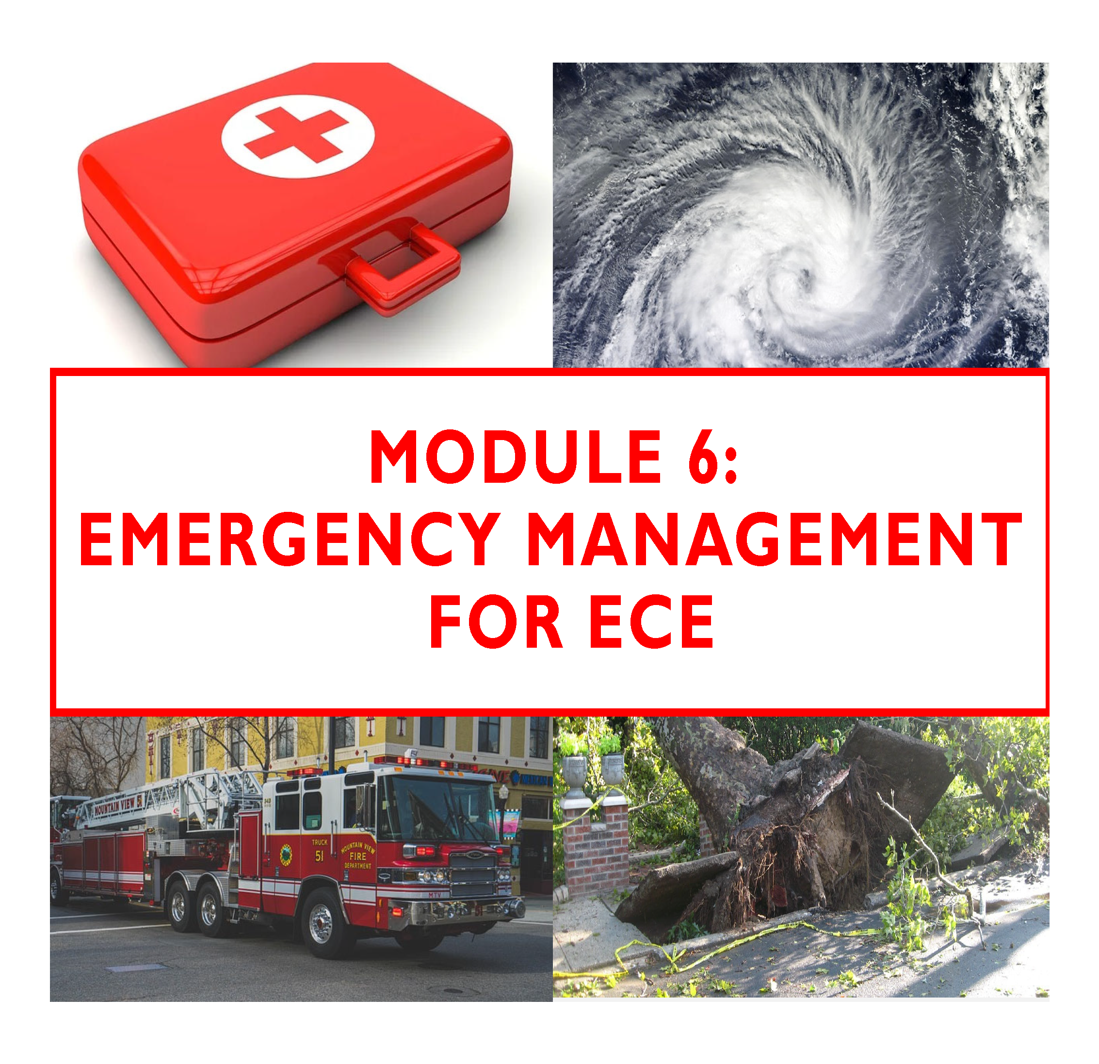 Emergency Management cover page